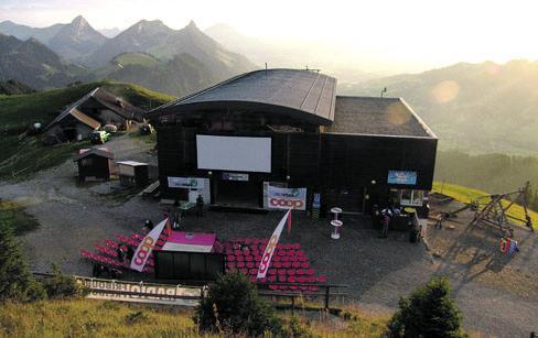 CHOC : le Charmey Openair Cinema devient «Silent»
