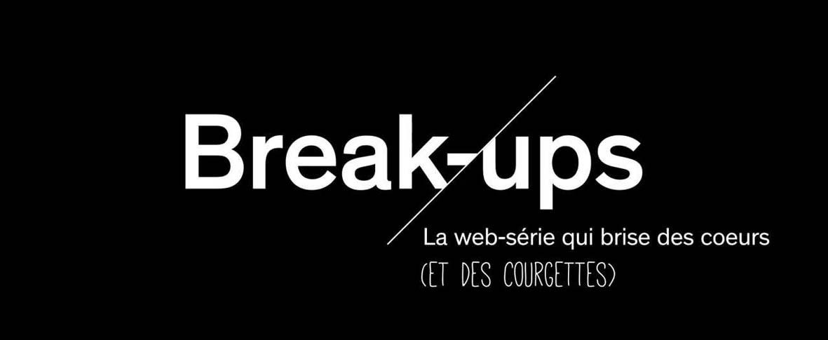 Break-ups :La première web-série de fiction de la RTS