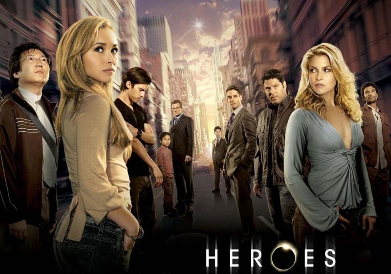 Heroes Reborn : Des nouveaux super-héros