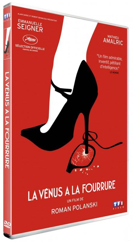 La vénus à la fourrure (DVD)