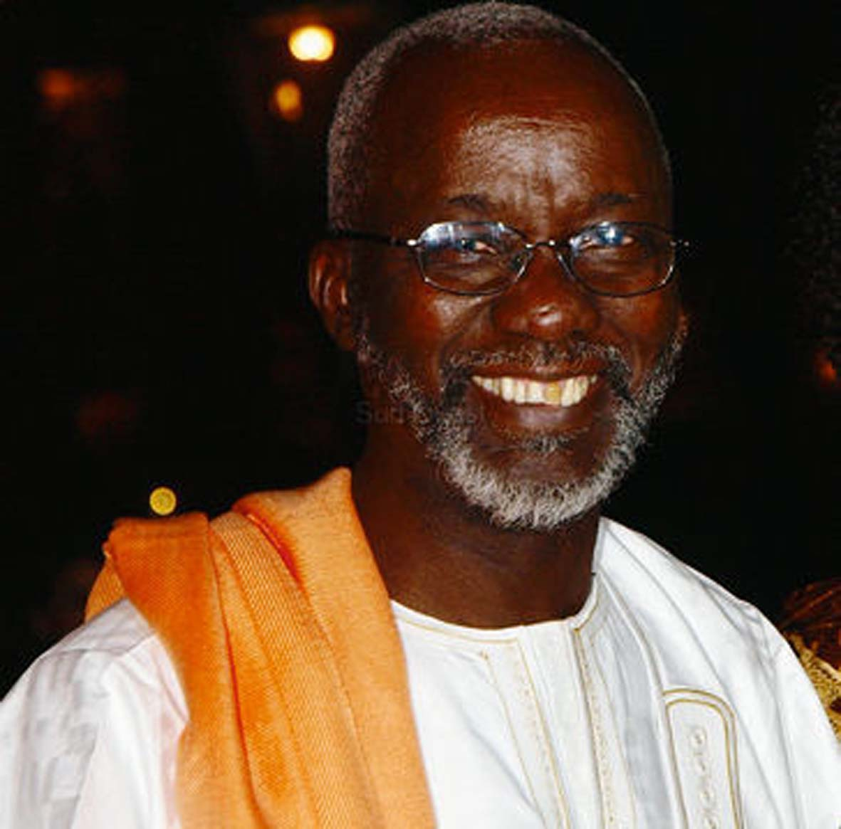 "Souleymane Cissé de ""Yeelen"" en interview"