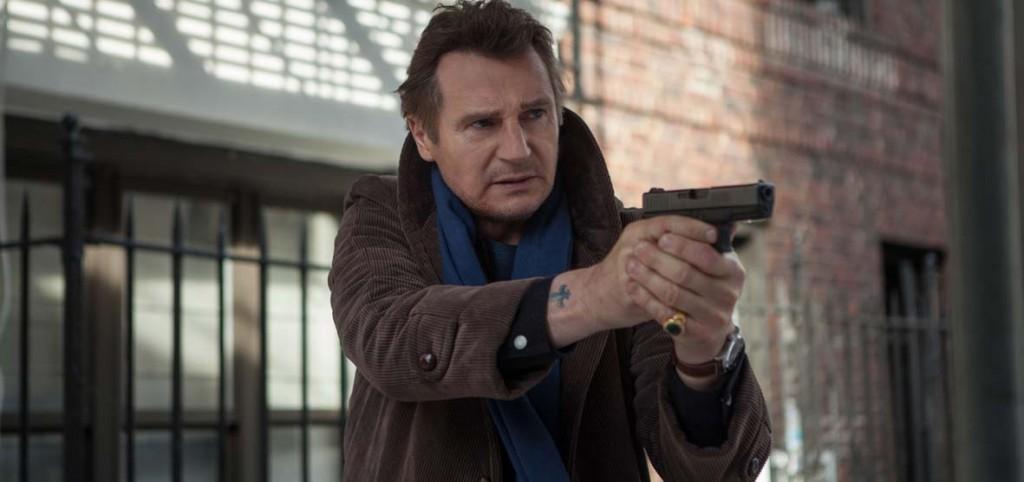 """Interview de Liam Neeson pour """"Balade entre les tombes"""""""