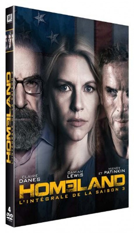 Homeland – Saison 3 - DVD
