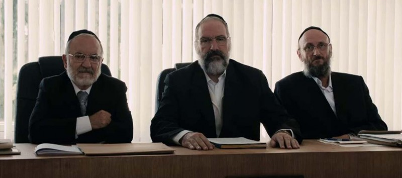 Interview de Shlomi Elkabetz de «Gett, Le procès de Viviane Amsalem»