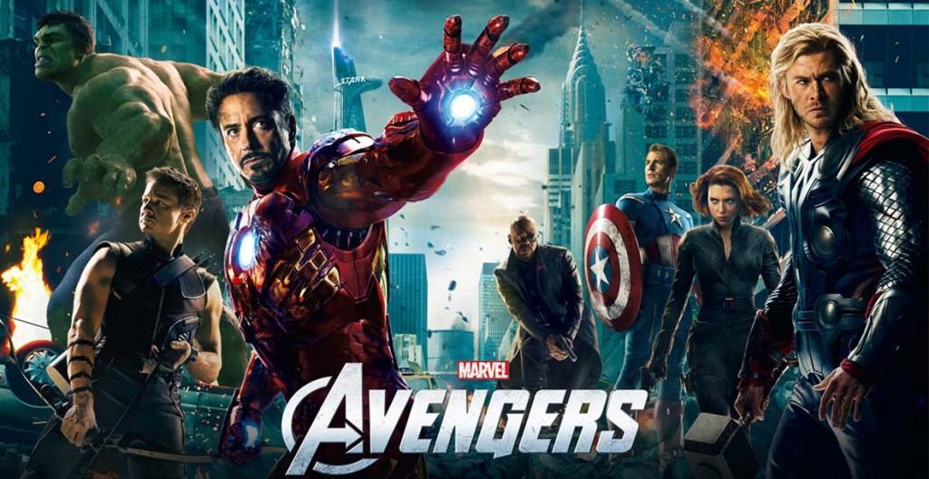 Avengers 1 (Affiche)