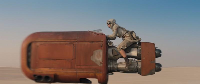 Star Wars: Episode VII : The Force Awakens
