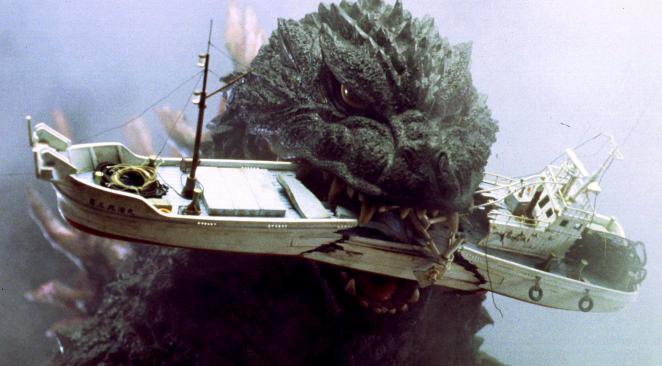 Godzilla: Une métaphore du Japon d'après-guerre