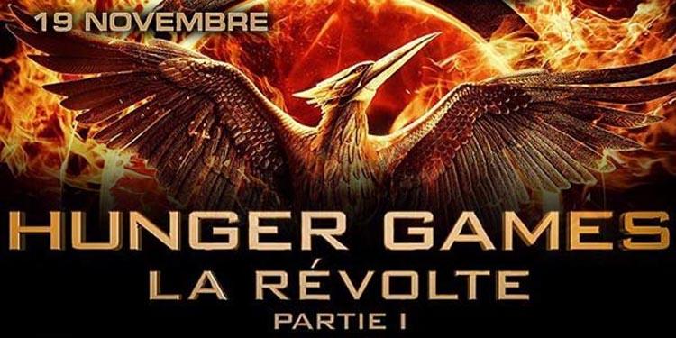 Première Mondiale Hunger Games, la révolte 1