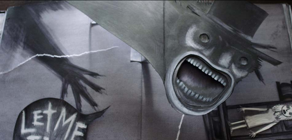 Mister Babadook (The Babadook)