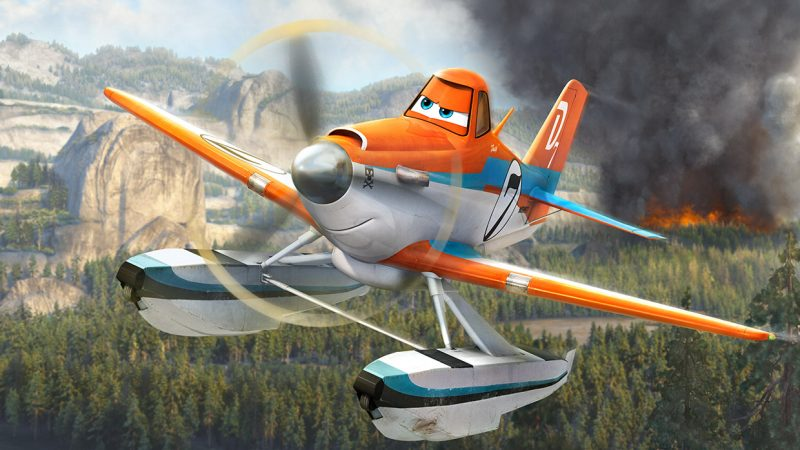 «Planes 2», décollage garanti avec la version combo Blu-Ray