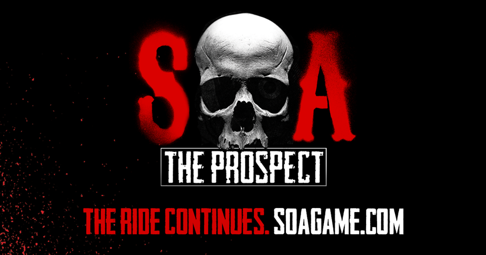 Sons of Anarchy : le jeu vidéo!