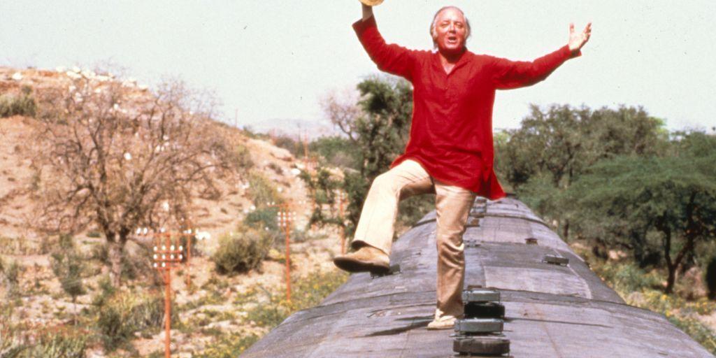 Hommage à Richard Attenborough