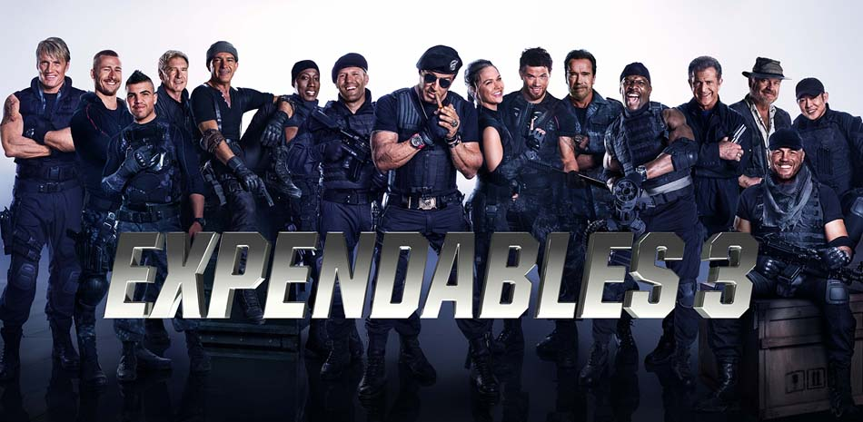 The Expendables 3 De Patrick Hughes