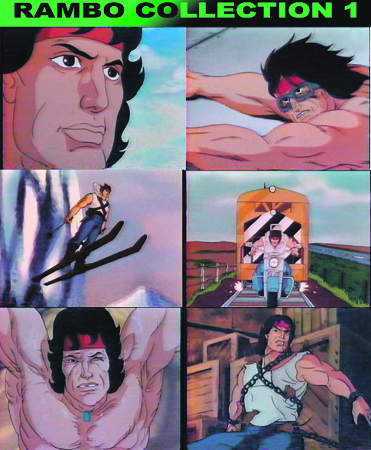 Rambo, la Force de la liberté