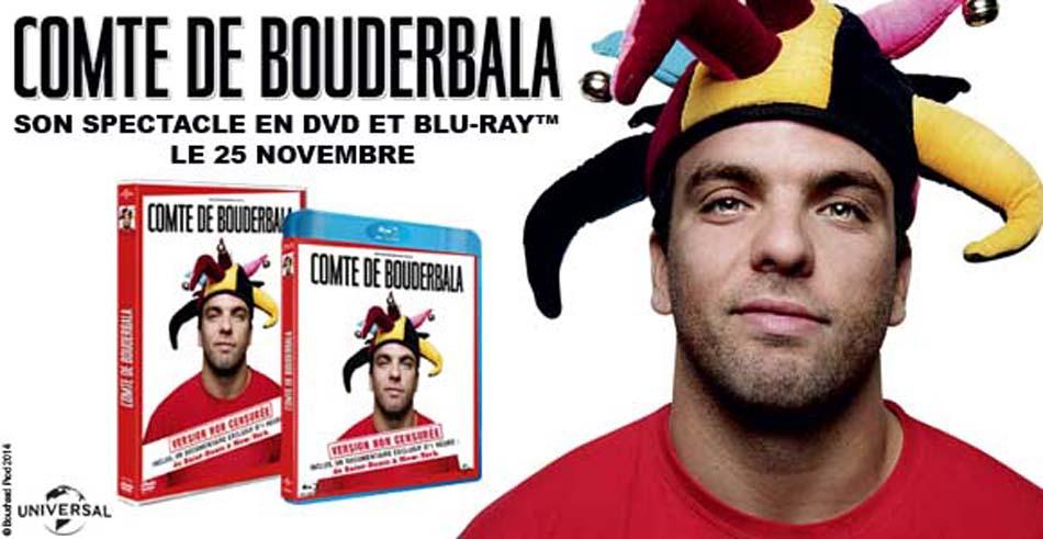Comte de Bouderbala