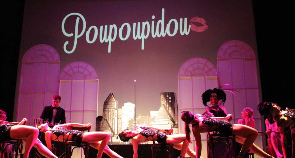 Revue burlesque Poupoupidou