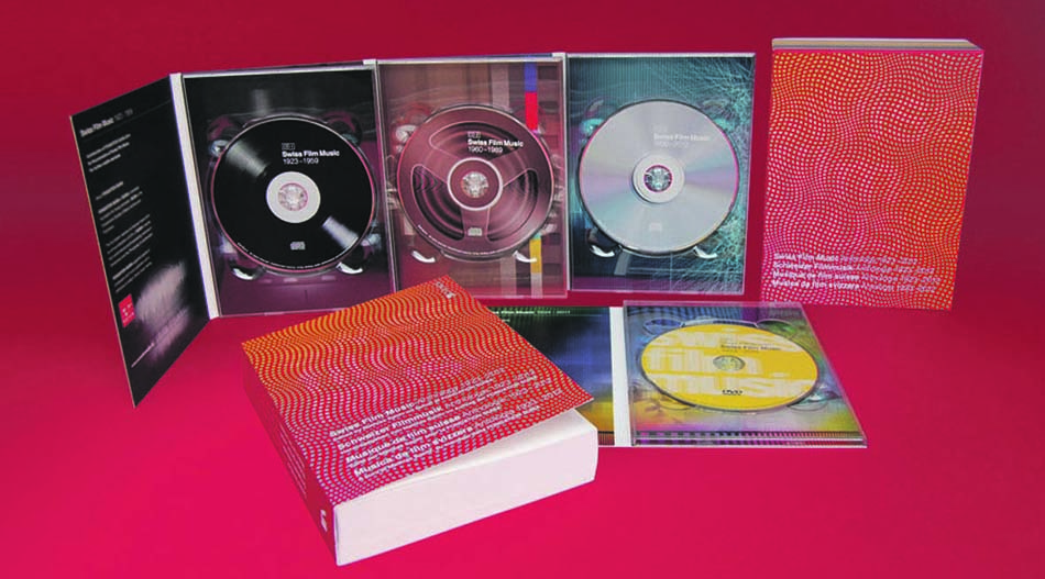 Musique de film suisse : anthologie 1923 – 2012
