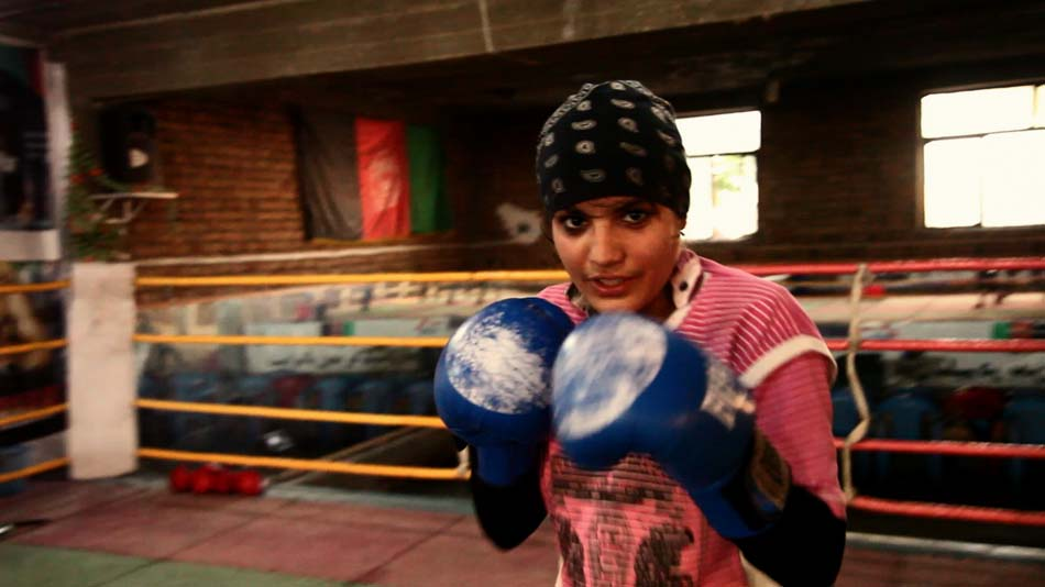Boxing For Freedom de Juan Antonio Moreno et Silvia Venegas