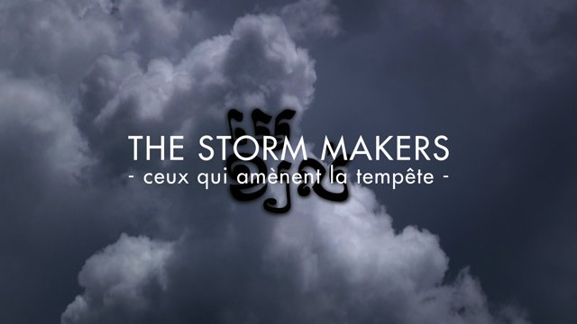 The Storm Makers de Guillaume Suon