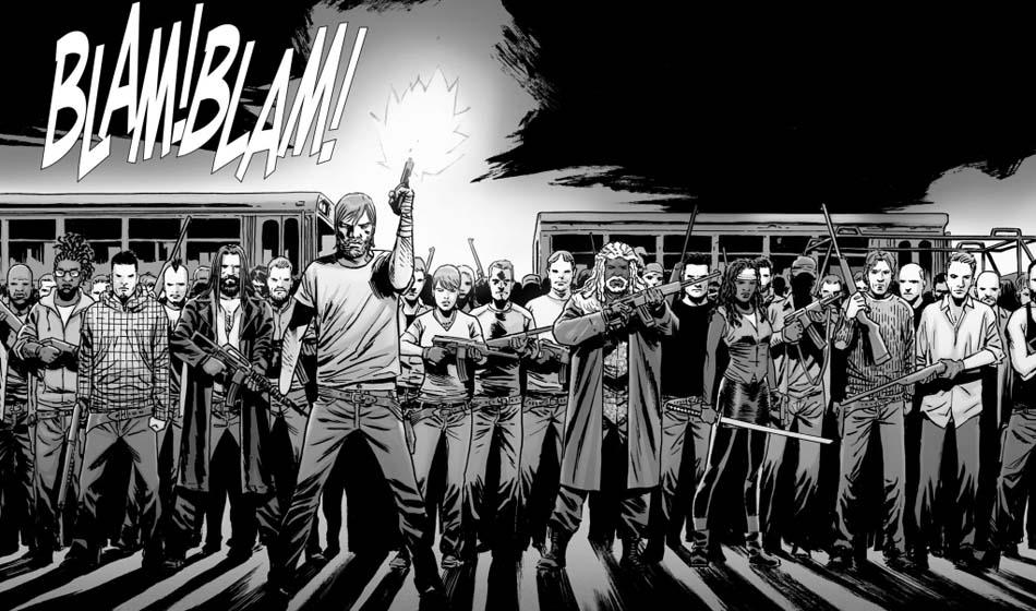 Walking Dead, tome 22 - Une nouvelle vie