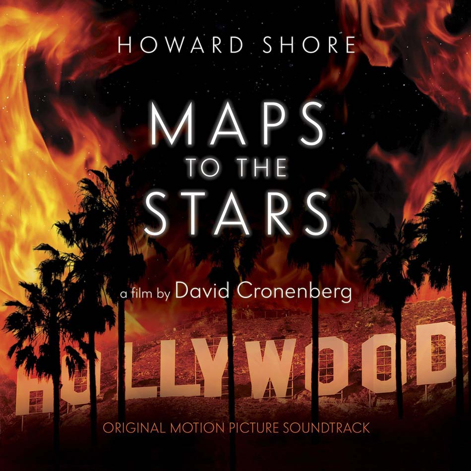 Maps to the stars - Soundtracks