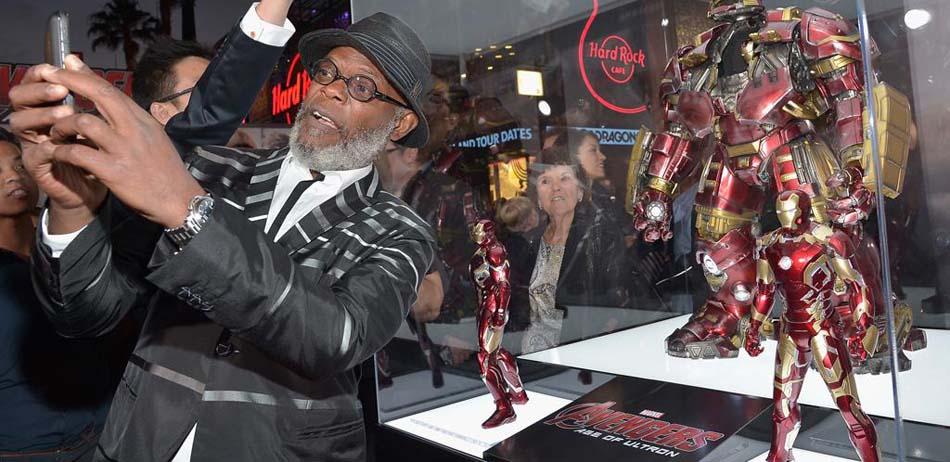 Avant-première à Los Angeles du film Avengers : L'Ère d'Ultron