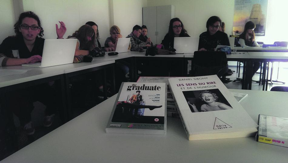 Gymnase français de Bienne