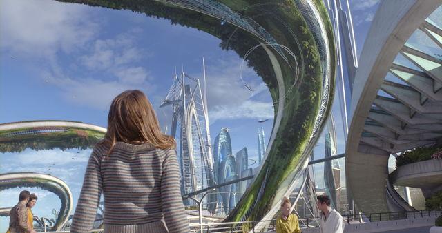 «A la poursuite de demain», le film futuro-écologique de Mickey pour pré-adolescents