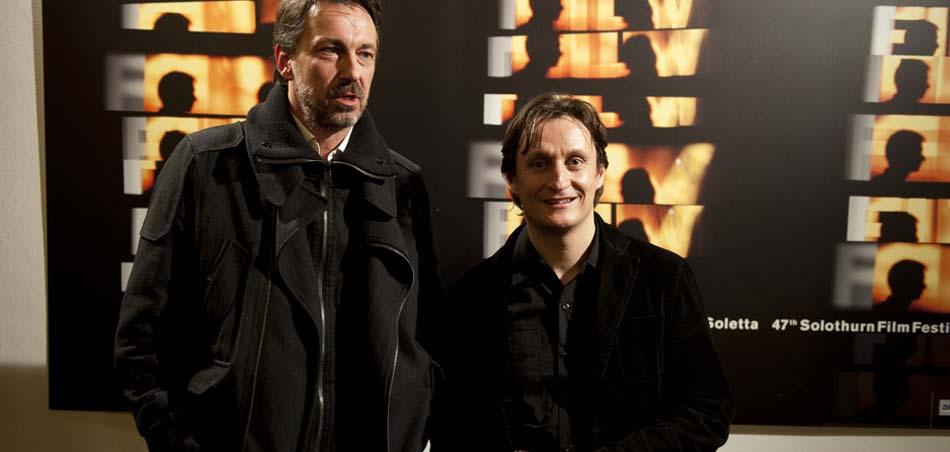 Bernard Weber et Martin Schilt