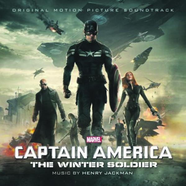 Captain America: The Winter Soldier - Soundtracks