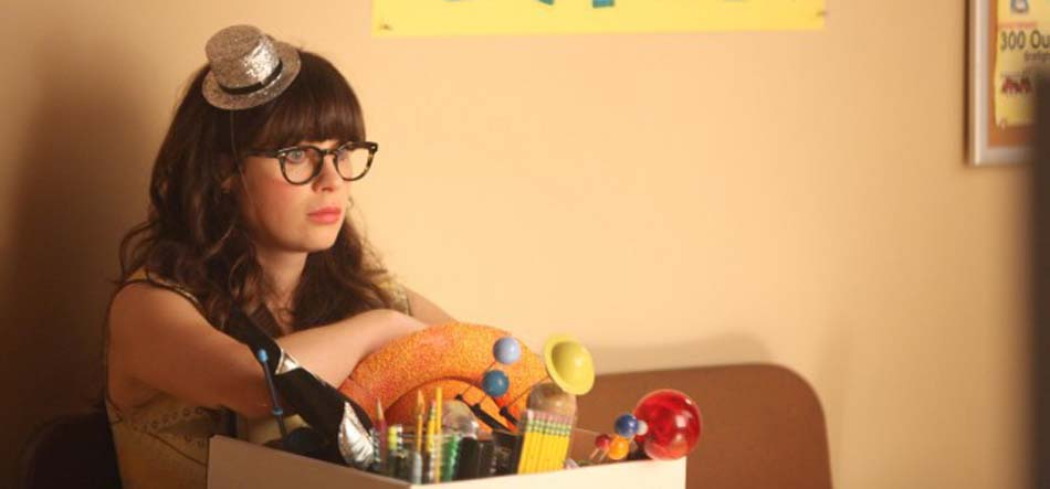 La saison 2 de New Girl