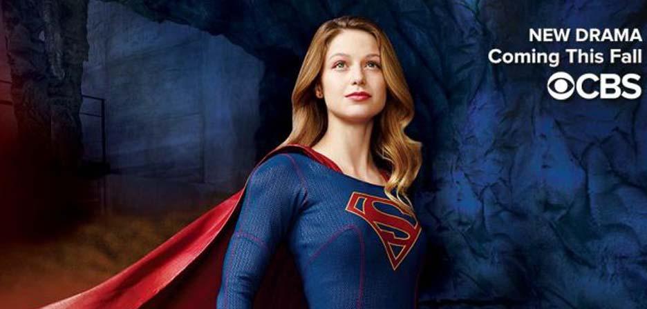 Supergirl : Melissa Benoist