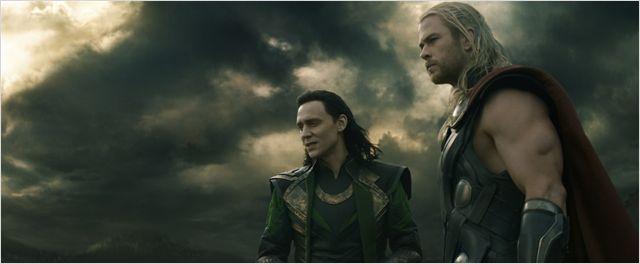 Thor, Le Monde des Ténèbres