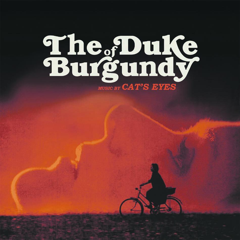 The Duke of Burgundy - Soundtracks