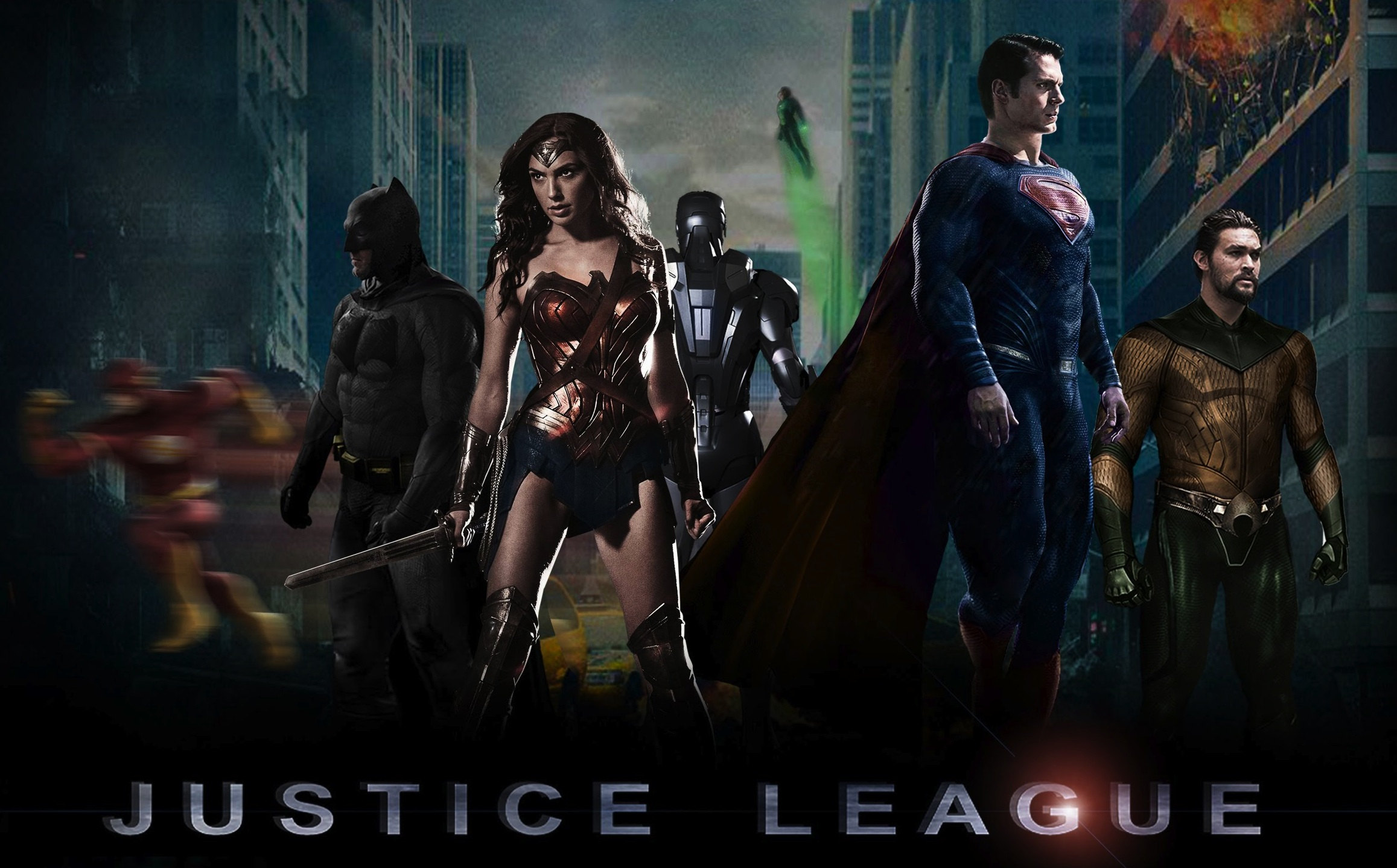 Justice League, Part 1 - le casting presque au complet !