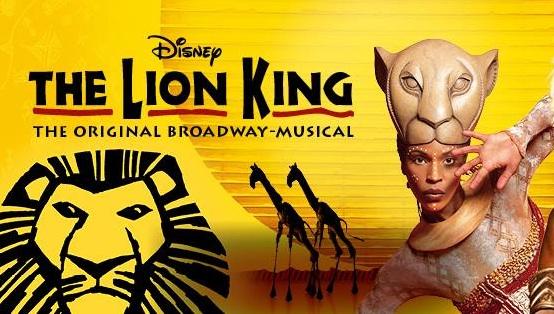 Réservez les dernières places pour The Lion King au Musical Theater de Bâle !