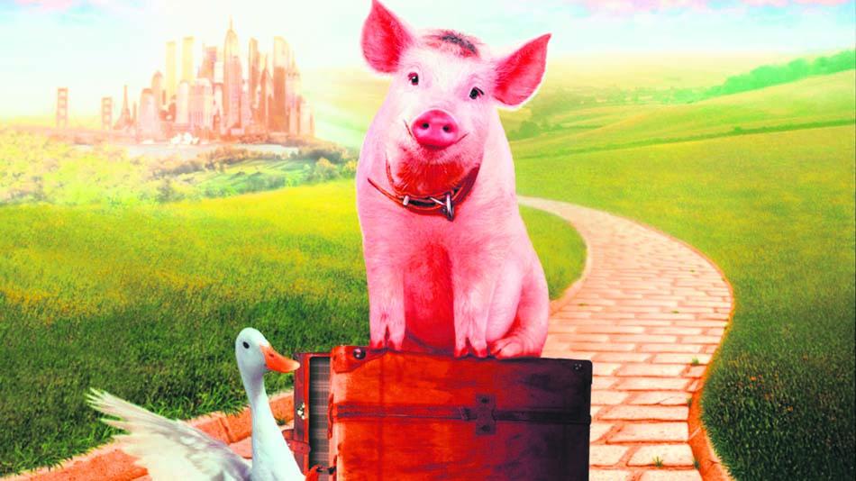 Babe 2, le cochon dans la ville