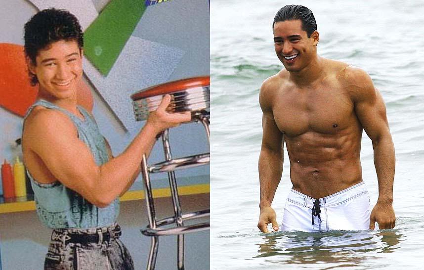 Sauvés par le gong : A.C. Slater (Mario Lopez)