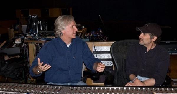 James Horner & James Cameron