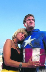 Captain America (1990) de Menahem Golan