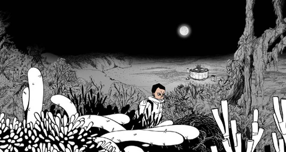 On the White Planet de Hur Bum-Wook