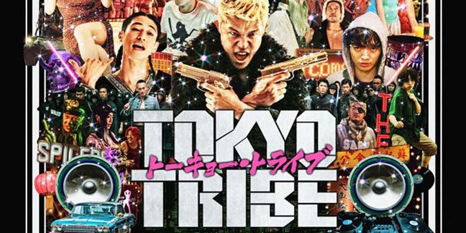 Tokyo Tribe de Sono Sion