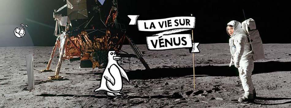 Géraldine Rod réalisatrice de « La Vie sur Vénus »