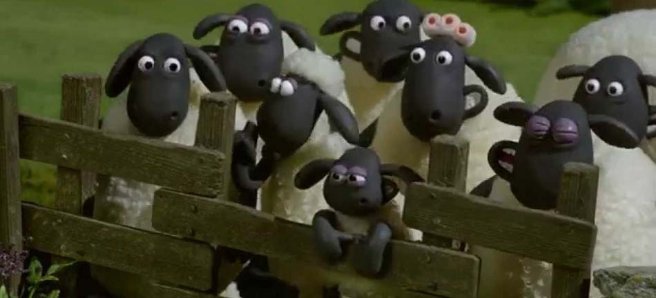 Shaun the Sheep Movie une musique d'Ilan Eshkeri