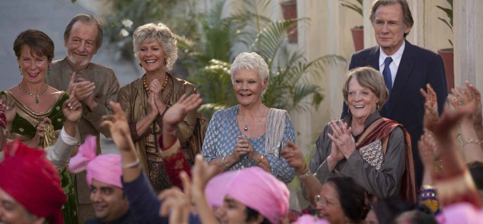 The Second Best Exotic Marigold Hotel (Indian Palace 2 : Suite Royale)
