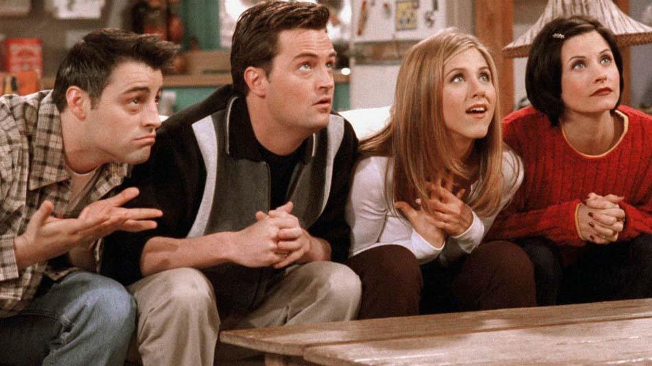 Friends - Saison 8