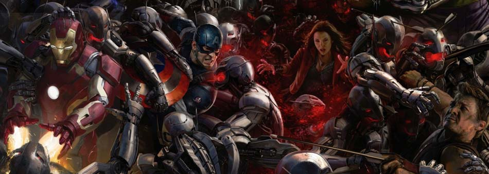 Avengers : L'ère d'Ultron (The Avengers: Age of Ultron)