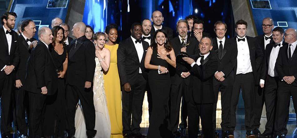 """Emmy Awards 2015: Armando Iannuccci """"Veep"""""""