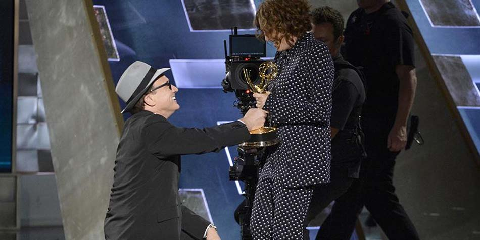 "Emmy Awards 2015: Jill Soloway ""Transparent"""