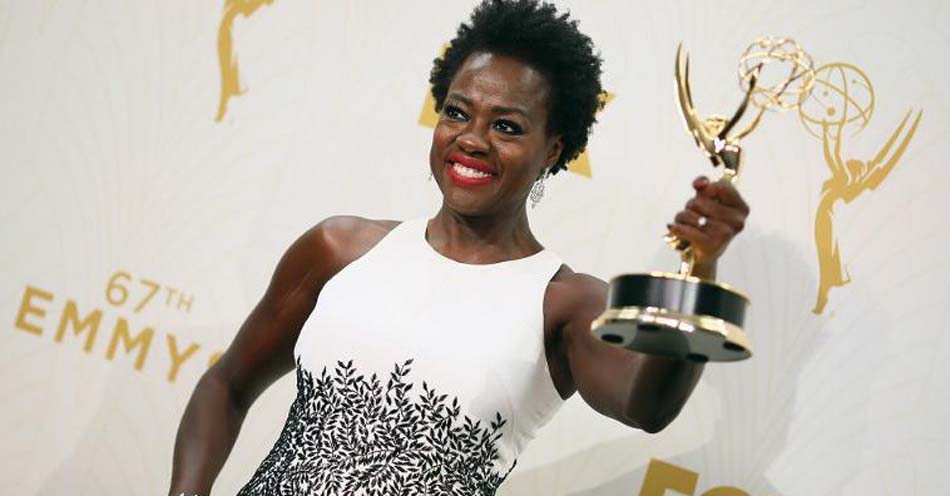 Emmy Awards 2015: Viola Davis «How to get away with murder»